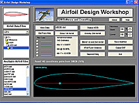 Airfoil Design Software - Click for Info